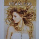 Taylor Swift - Fearless for Easy Piano Sheet Music Book Hal Leonard