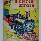 Benjie Engie (Junior Elf Book) Hardcover 1950 Louise Lawrence Devine, Eleanor Co