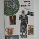 The Story Of England Paperback by Christopher Hibbert