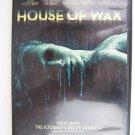 House of Wax DVD Elisha Cuthbert Chad Michael Murray Brian Van Holt Paris Hilton