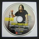 Foo Fighters/Dave Grohl - Guitar World Magazine PROMO CD Only May 2011