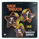 Shoji Tabuchi - Live At The Grapevine Opry Vinyl LP Record Album ASR-0009