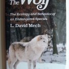 Wolf: The Ecology and Behavior of an Endangered Species L David Mech Paperback