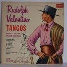 Jose Grande and His Orchestra Rudolph Valentino Tangos MK 3029