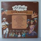 101 Strings - Hank Williams & Other Country Greats Vinyl LP Record Album S-5