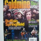 Goldmine The Music Collector's Magazine August 2011 Buffalo Springfield Cover