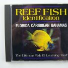 Reef Fish Identification - Florida Caribbean Bahamas CD ROM