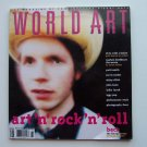 World Art Magazine Issue 19 96 Tears Art n Rock n Roll