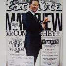 ESQUIRE Magazine April 2011 Matthew McConaughey Cover Vol 155 No 4