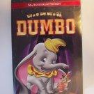 Walt Disney's Dumbo (60th Anniversary Edition) VHS Video Tape