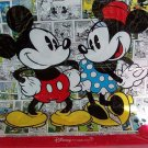 Walt Disney Store Mickey Minnie Mouse Large Collector Bag