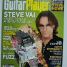 Guitar Player Magazine October 2009 Steve Vai Cover