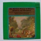 Northern Sinfonia Boris Brott German Dances Of Mozart, Schubert And Beethoven LP