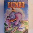 Walt Disney's Dumbo Black Diamond Red Signature VHS Vido Tape
