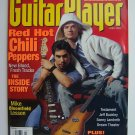 Guitar Player Magazine April 1995 Red Hot Chili Peppers Cover