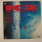 K2: The Ultimate High LaserDisc LD (1991) LV32828