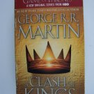 George R. R. Martin A Clash of Kings Song of Ice and Fire Book 2 Mass Market PB