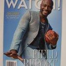 CBS Watch! Magazine November/December 2018 All American Field Report Taye Diggs