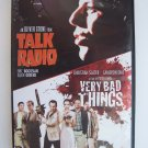 Talk Radio (1988)/Very Bad Things DVD Double Feature