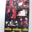 Grp Super Live in Concert VHS Video Music Tape Chick Corea Grusin Ritenour