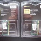 Nanya 256Mb DDR Memory Modules 2 Chips Laptop