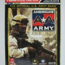 America's Army: Rise of a Soldier Prima Official Game Guide Paperback