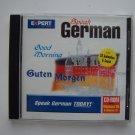 Speak German Expert Software CD-ROM