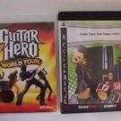 Playstation 3 Guitar Hero & Van Halen PS3 Video Game Lot