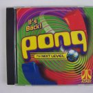 Pong - The Next Level by INFOGAMES PC CD Software Game