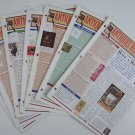 Antiques Roadshow Insiders Newsletter 7 Piece Lot 2002