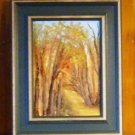 Scenery Painting Woodland Scene Original Oil Painting