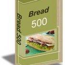 500 DELICIOUS BREAD RECIPES eBook