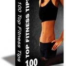 100 TOP FITNESS TIPS & SECRETS eBook