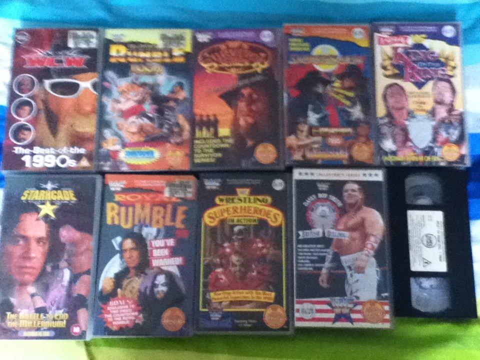 WWF/WWE BUNDLE