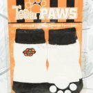 ONE PACK OF 4 DOG PET SOCKS - TEAM PAWS NCAA OKLAHOMA STATE UNIVERSITY LARGE NEW