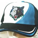 MINNESOTA TIMBERWOLVES - NBA BASKETBALL TRICOLOR CAP HAT EMBROIDERED LOGO NEW