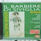 ROSSINI IL BARBIERE DI SIVIGLIA LE PAGINE PIU BELLE MUSIC CD - ITALIAN VERSION