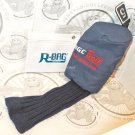 NGC DRIVER CLUB 5 PROTECTIVE COVER GOLF HEADCOVER & R-BAG ACCESSORY POUCH