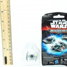 2 LOT STAR WARS MICRO MACHINE MINI TOY VEHICLE + C2-B5 WRITING BLACK INK PEN NEW