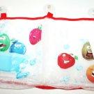 AVON NATURALS KIDS BATHROOM SHOWER CADDY BATH PLASTIC ORGANIZER & SUCTION CUPS