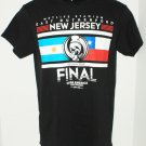 SOCCER FINAL GAME - COPA AMERICA CENTENARIO SMALL BLACK SHIRT NEW JERSEY 2016