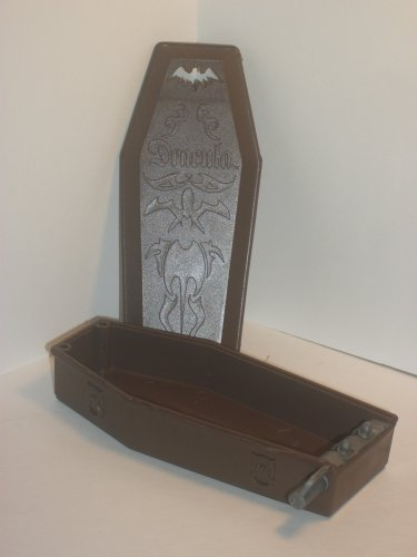 Vampire King's coffin w/ lift out effect