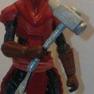 Spiked Battle hammer