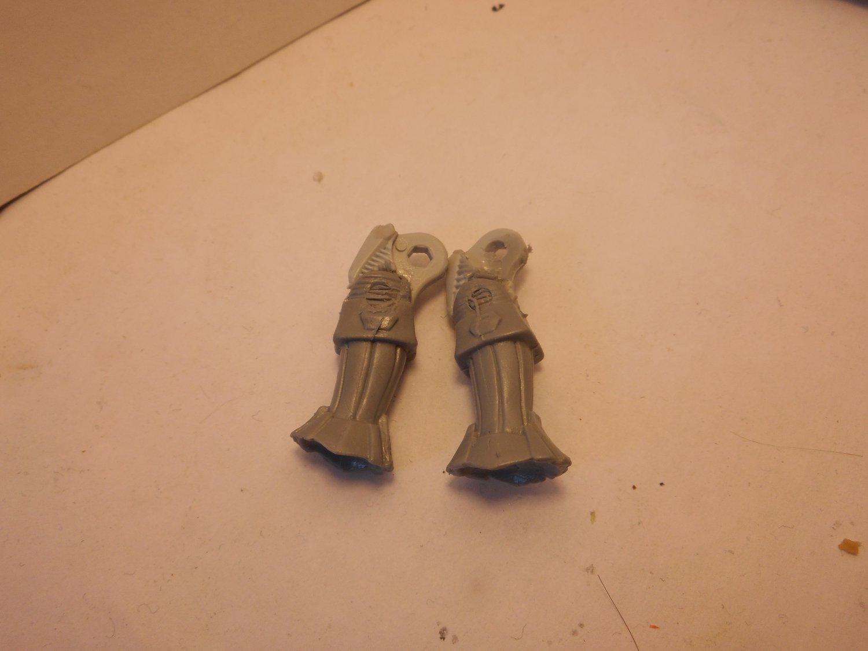 Tech armor lower legs