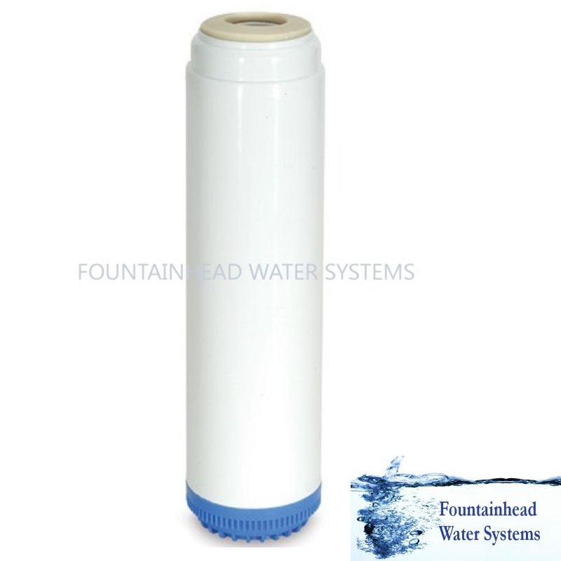 FOUNTAINHEAD FLUORIDE/ARSENIC REMOVAL FILTER. FOR USE WITH FILTER SYSTEMS