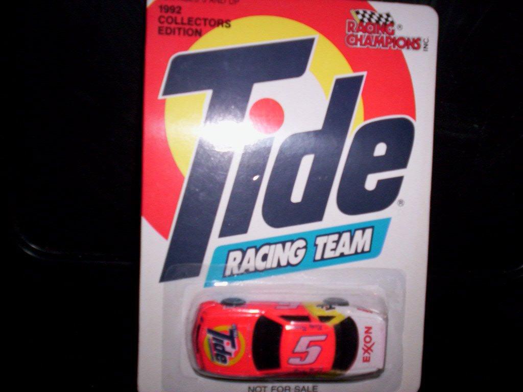 Ricky Rudd # 5 Tide / Exxon Ford T-Bird