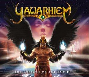 YAWARHIEM The Rebirth of the Empire CD Powermetal from Peru