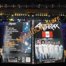 ANTHRAX Concert in Lima 2005 DVD THRASH METAL