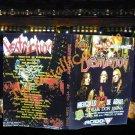 DESTRUCTION Concert in Lima 2006 DVD THRASH METAL