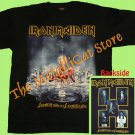 T-SHIRT IRON MAIDEN Seventh Son of a Seventh HEAVY METAL CD SIZE S